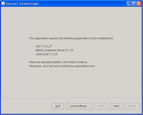 Installing GlobalSight on Windows - Globalsight