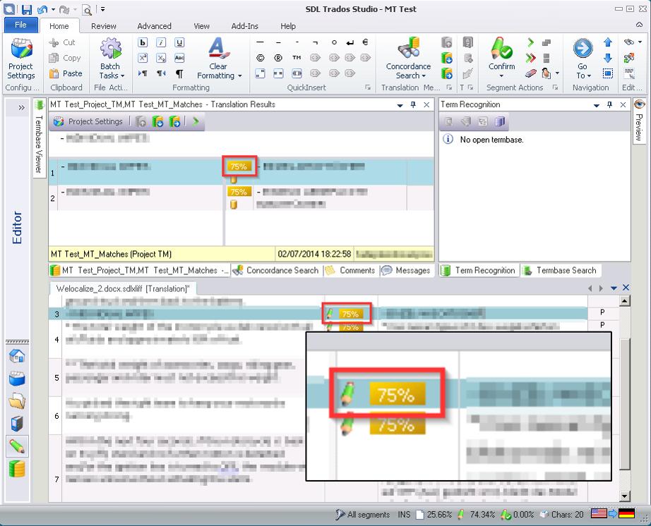 Downloading MT Translation Kits - Globalsight